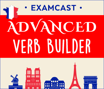 ADVANCED FRENCH VERB BUILDER course image