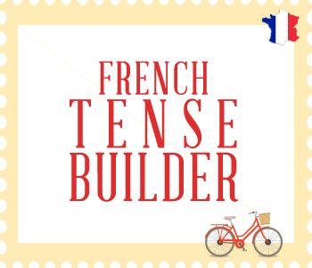 FR TENSE BUILDER COURSE course image