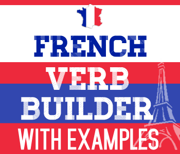 FRENCH VERB BUILDER WITH EXAMPLES course image