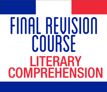 FRENCH MAY REVISION COURSE Part 2 – Literary Comprehension course image