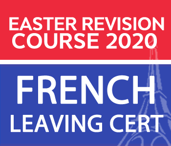 French Leaving Cert Easter Revision Course course image
