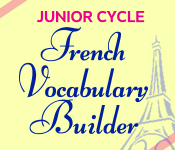 JUNIOR CYCLE FRENCH VOCABULARY course image
