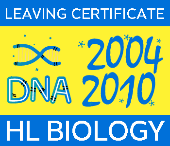 Leaving Certificate Biology | Higher Level | 2004-2010 Exam Paper Solutions course image