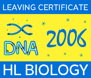 2006 Exam Paper Solution | Leaving Certificate | Higher Level | Biology course image