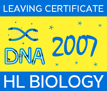 Leaving Certificate Biology | Higher Level | 2007 Exam Paper Solution course image
