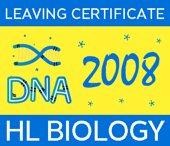 Leaving Certificate Biology | Higher Level | 2008 Exam Paper Solution course image