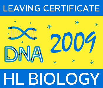 Leaving Certificate Biology | Higher Level | 2009 Exam Paper Solution course image