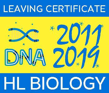 Leaving Certificate Biology | Higher Level | 2011-2019 Exam Paper Solutions course image