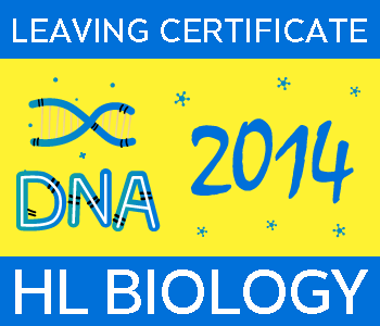 Leaving Certificate Biology | Higher Level | 2014 Exam Paper Solution course image