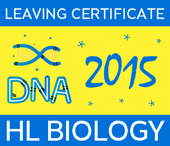 Leaving Certificate Biology | Higher Level | 2015 Exam Paper Solution course image
