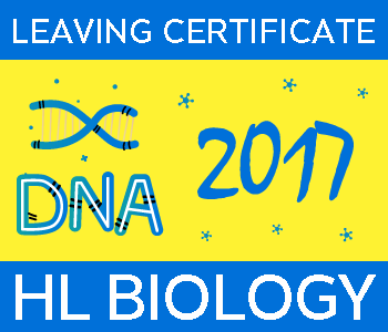 Leaving Certificate Biology | Higher Level | 2017 Exam Paper Solution course image