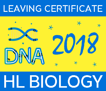 Leaving Certificate Biology | Higher Level | 2018 Exam Paper Solution course image