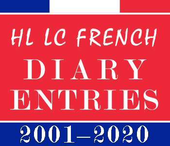 Leaving Certificate French Diary Entries | Higher Level | 2001-2020 Exam Paper Solutions course image