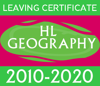 2010-2020 Leaving Certificate Geography Exam Papers | Higher Level course image