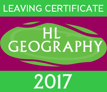 Leaving Certificate Geography | Higher Level | 2017 Exam Paper course image