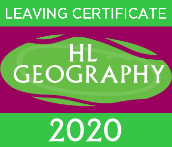 Leaving Certificate Geography | Higher Level | 2020 Exam Paper course image