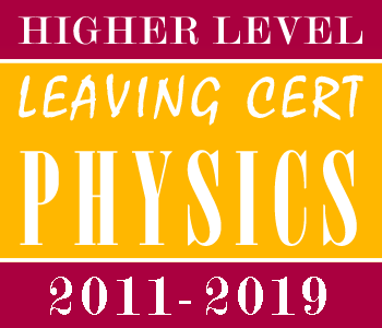 2011-2019 Exam Paper Solutions | Leaving Certificate | Higher Level | Physics course image