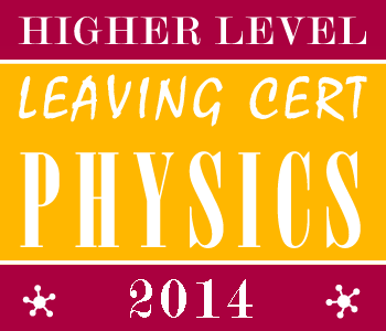 2014 Exam Paper Solution | Leaving Certificate | Higher Level | Physics course image