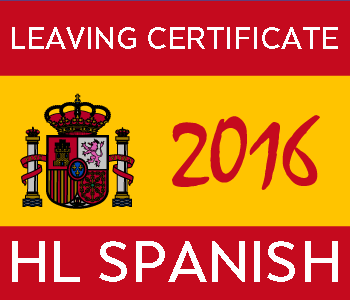 Leaving Certificate Spanish | Higher Level | 2016 Exam Paper Solution course image