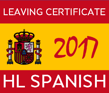 Leaving Certificate Spanish | Higher Level | 2017 Exam Paper Solution course image