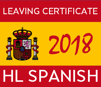 Leaving Certificate Spanish | Higher Level | 2018 Exam Paper Solution course image