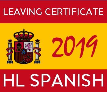 Leaving Certificate Spanish | Higher Level | 2019 Exam Paper Solution course image