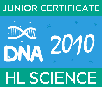 2010 Exam Paper Solution | Junior Certificate | Higher Level | Science course image