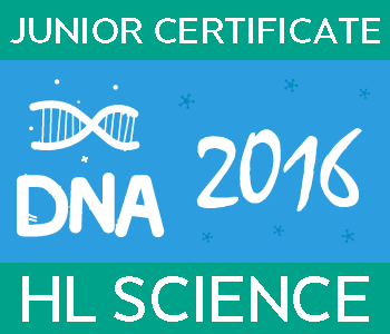 2016 Exam Paper Solution | Junior Certificate | Higher Level | Science course image
