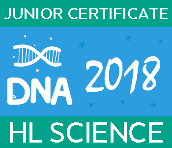 2018 Exam Paper Solution | Junior Certificate | Higher Level | Science course image