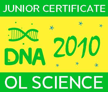 2010 Exam Paper Solution | Junior Certificate | Ordinary Level | Science course image