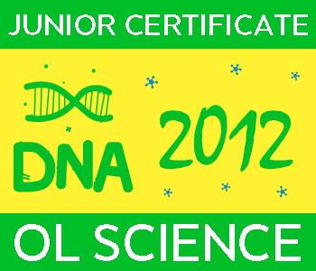 2012 Exam Paper Solution | Junior Certificate | Ordinary Level | Science course image