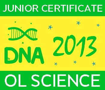 2013 Exam Paper Solution | Junior Certificate | Ordinary Level | Science course image