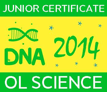 2014 Exam Paper Solution | Junior Certificate | Ordinary Level | Science course image