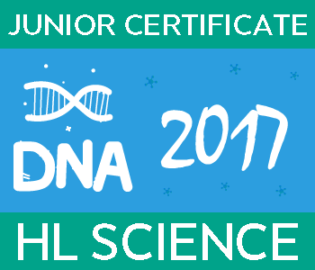 2017 Exam Paper Solution | Junior Certificate | Higher Level | Science course image
