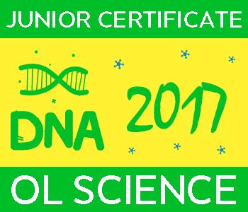 2017 Exam Paper Solution | Junior Certificate | Ordinary Level | Science course image