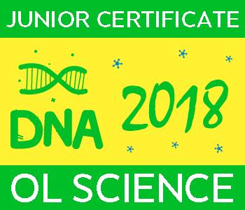 2018 Exam Paper Solution | Junior Certificate | Ordinary Level | Science course image