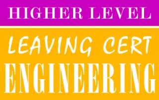 Leaving Cert Engineering